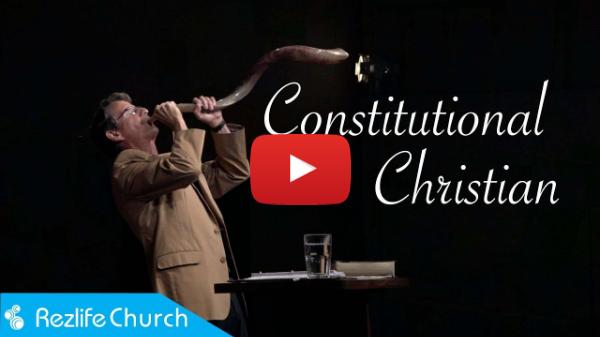 """""""Constitutional Christian"""" September 19, 2021 RezLife Church"""