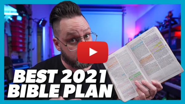 BEST Bible Plan for 2021