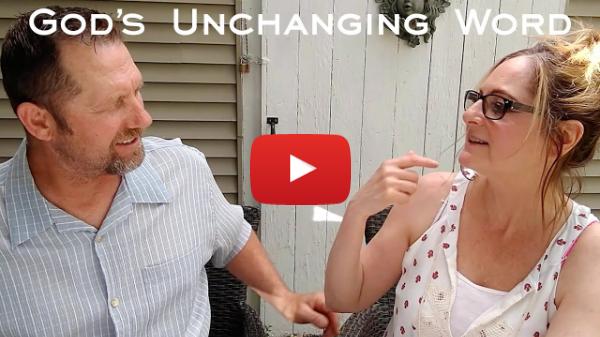 7:14 Prayer - God's Unchanging Word