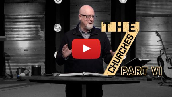 """The Seven Churches Part VI"" January 13, 2021 RezLife Church"