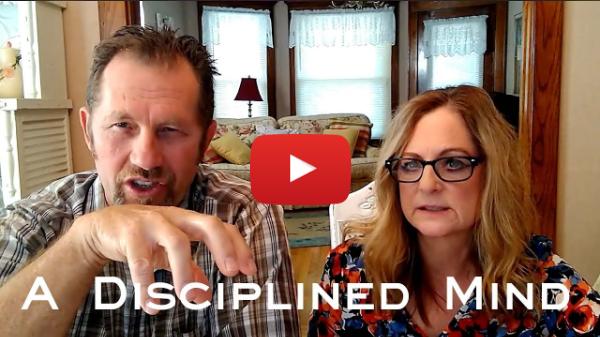 7:14 Prayer - A Disciplined Mind