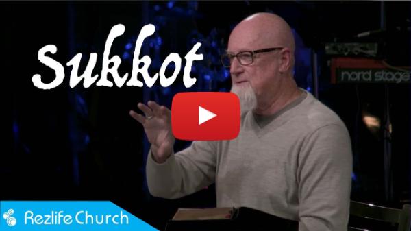 """""""Sukkot"""" September 23, 2021 RezLife Church"""